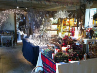 christmas at burghley house